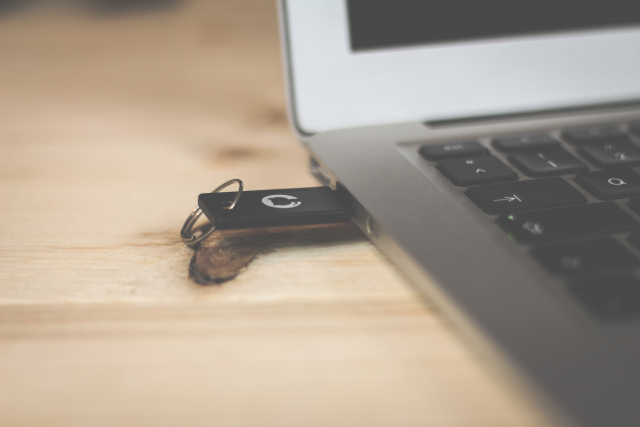 Don't keep the only copy of your paper on a thumb drive